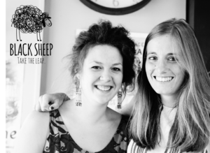 Louise & Fanny of the Black Sheep project