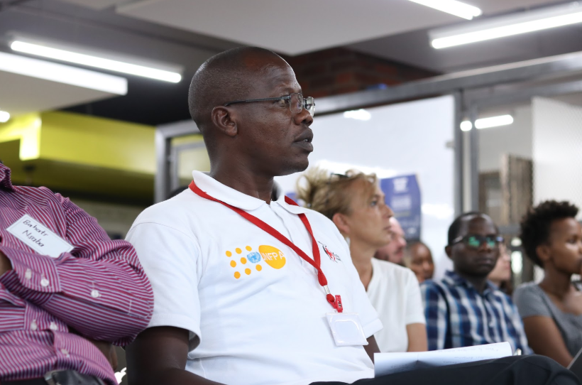 Summing Techfugees' first hackathon in Africa up! – Techfugees